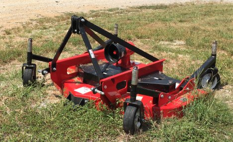 Taylor-Way 3100 Finishing Mower
