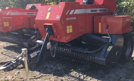 MF1840 Square Baler