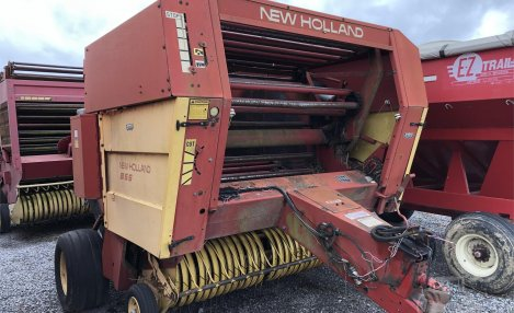1988 New Holland 855