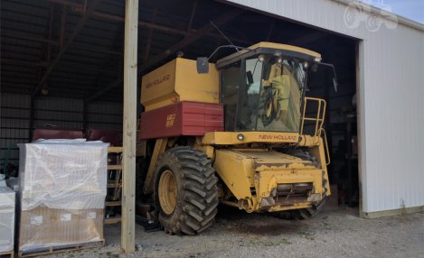 1993 New Holland TR96