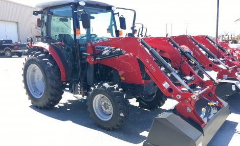 1755M Compact Tractor